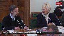 Loto du patrimoine : l'audition de stéphane bern au sénat - Les matins du Sénat (04/02/2019)