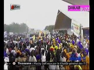 Video: Madické Niang à Mbacké : « Dotouma Campagne, Bayna Campagne Bii, Filakoy Yamalee »