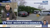 Grand débat: Emmanuel Macron est attendu à Évry-Courcouronnes