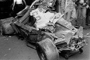 L'accident de Niki Lauda sur le Nürburgring