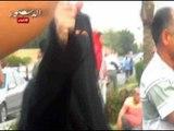 يسقط يسقط حكـم المرشد هتاف المنتقبات بمدينة نصر