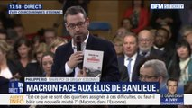 """""""Il y a une profonde rupture d'égalité républicaine dans les quartiers populaires"""": le maire de Grigny interpelle Emmanuel Macron"""