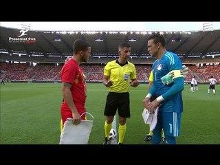 ملخص كامل لمباراة مصر vs بلجيكا | 0 - 3 مباراة ودية استعدادآ لكأس العالم روسيا 2018