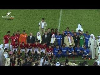مباراة مصر vs الكويت | ضمن استعدادات المنتخب المصري لكأس العالم روسيا 2018