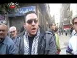 متظاهرو التحرير يسقط يسقط حكم المرشد