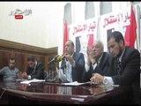 الفضالي يعلن قبول المحكمة الدستورية لإستمارات تمرد