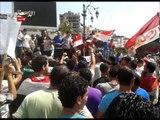 مظاهرات بالمنيا تهتف يسقط يسقط حكم المرشد