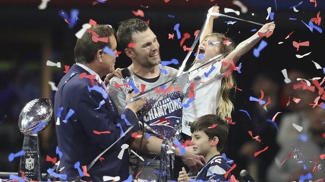 New England Patriots Super Bowl LIII Victory Parade Live Stream