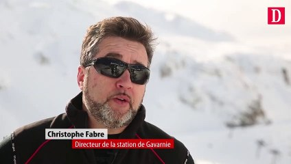 Gavarnie, le grand blanc sur la station