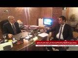 مساعد وزير الداخلية لمكافحة المخدرات فى حوار خاص للدستور