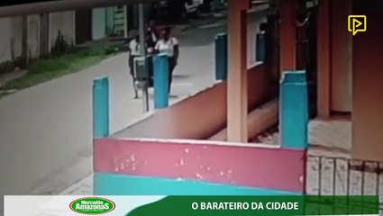 Vídeo mostra duas mulheres roubando em Abaetetuba: Assista!