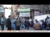 """اعتصام تجار بورسعيد وغلق """"شارع محمد علي"""""""