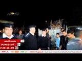بالفيديو.. مدير أمن مطروح يقود حملة إزالة إشغالات