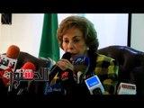 الدستور | مرفت التلاوي تطالب وسائل الإعلام بالتركيز علي قضايا المرأة