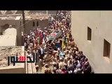 الدستور | تشييع جثمان شهيد الإرهاب فى جنازة عسكرية بالدقهلية