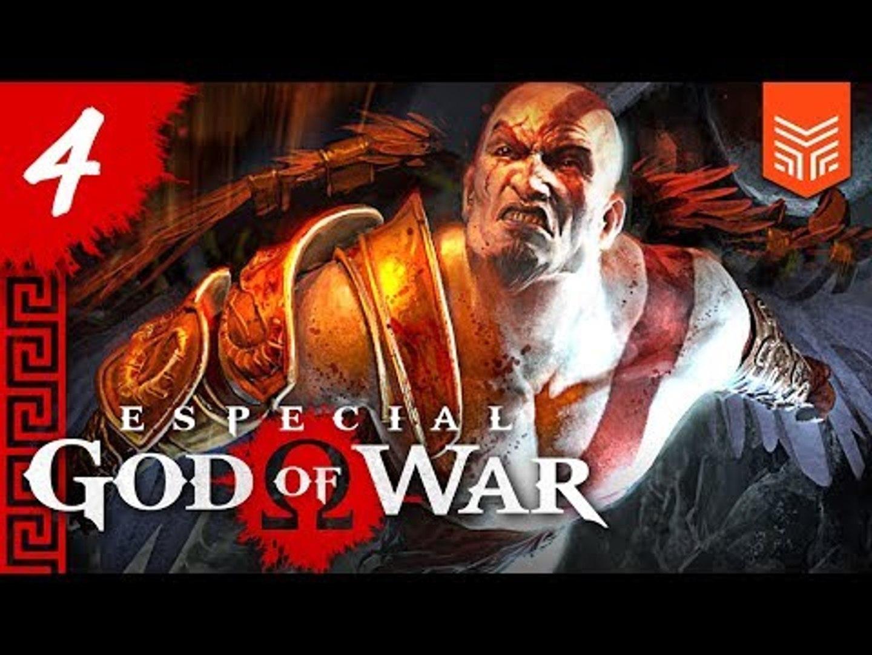 GOD OF WAR 3: CLÍMAX DA VINGANÇA   Especial God of War #4