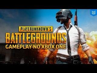 PUBG - GAMEPLAY NO XBOX ONE | Enemy Play