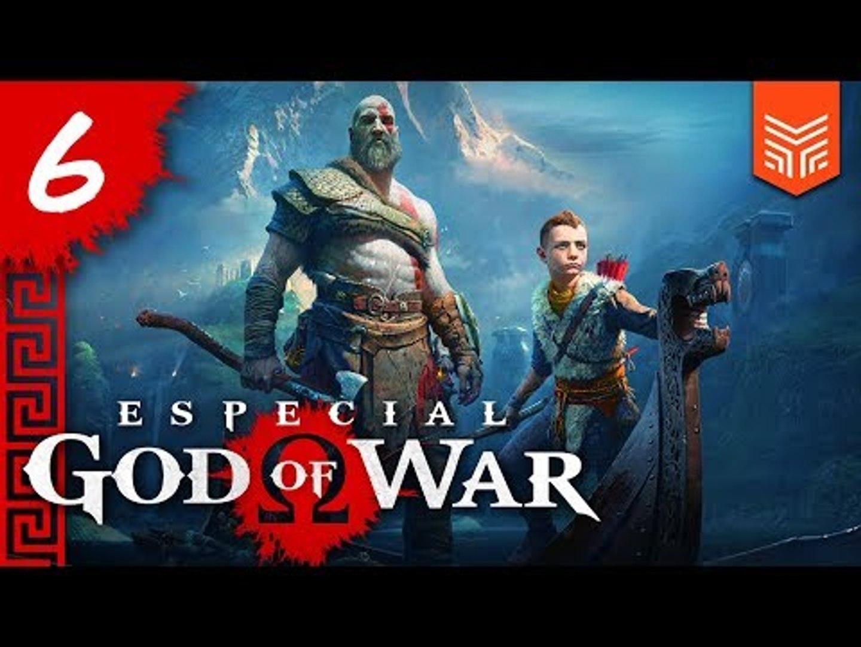 GOD OF WAR: A REINVENÇÃO DE KRATOS   Especial God of War #6