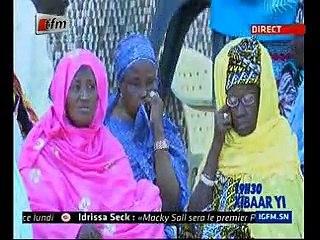 """Six mort à Amitié : ce que Mously Mbaye a dit à sa mère """"Yaye Bayil Ma Rotalila"""""""