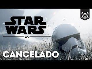 STAR WARS: MAIS UM JOGO CANCELADO