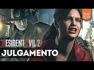 RESIDENT EVIL 2: O JULGAMENTO