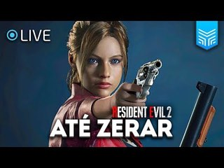 RESIDENT EVIL 2 REMAKE - GAMEPLAY COMPLETO (CLAIRE)