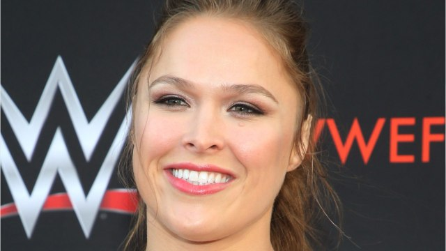 Ronda Rousey And Becky Lynch Rumored To Square Off At WrestleMania