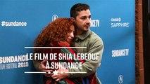 Shia LaBeouf présente son autobiographie 'Honey Boy' à Sundance