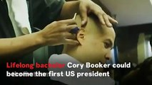 Cory Booker Could Become America's Third Bachelor President