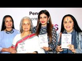 Anjali Chhabria Book 'Death Is Not the Answer' Launch by Raveena Tandon | Raveena Tandon Movies