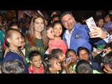 Boman Irani & Esha Gupta at Carnival Cinema Event For Cancer Affected Children