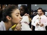 Bollywood Celebs adopts pets at Adoptathon 2016 | Saif Ali Khan, Soha Ali Khan, Kunal Khemu, Alia