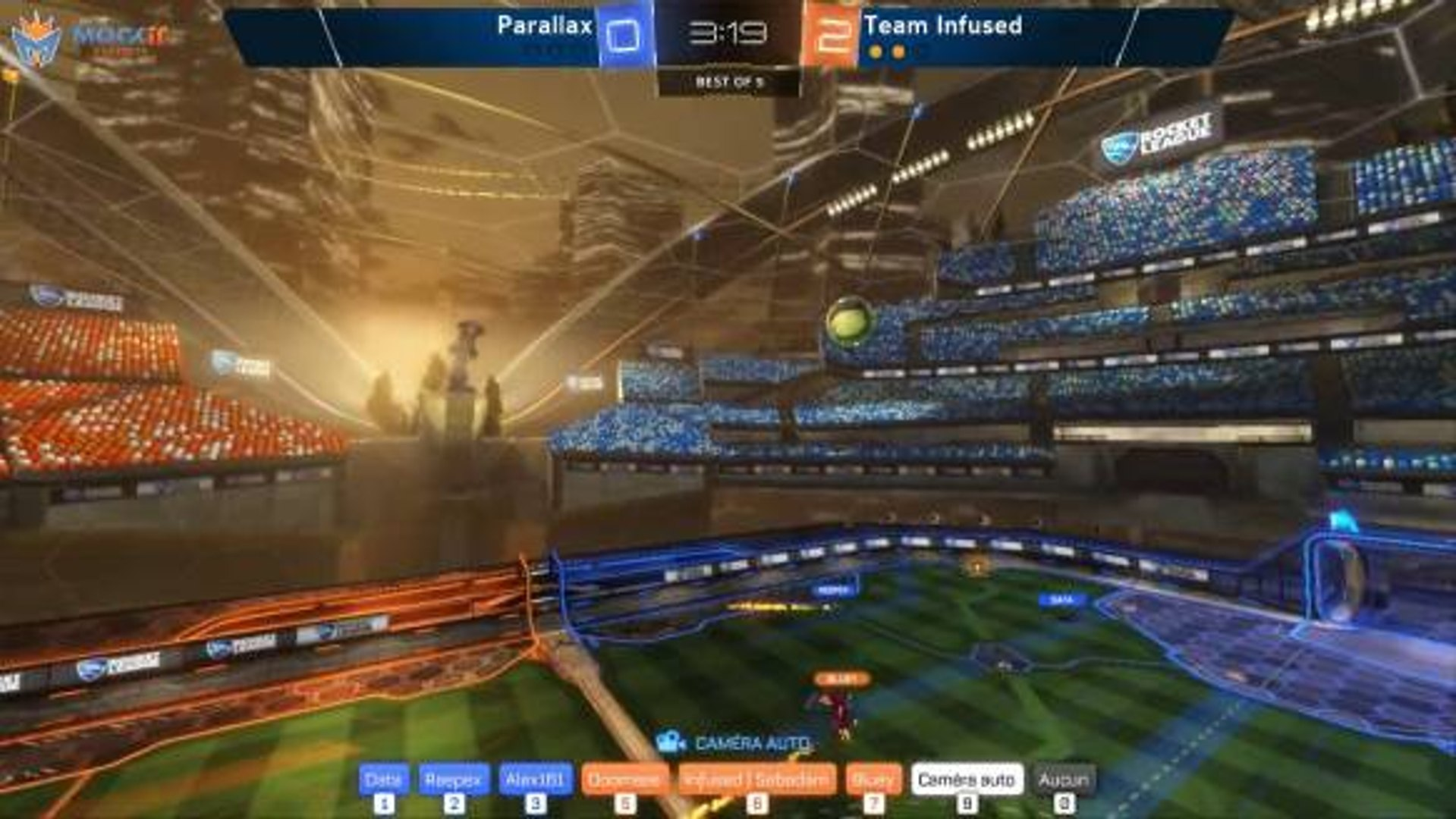 Bluey brews up a booming double touch
