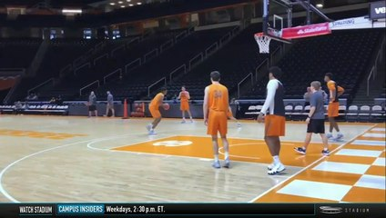 Jeff Goodman: No. 1 Tennessee Isn't Getting Enough Respect