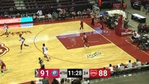 Desi Rodriguez (17 points) Highlights vs. Memphis Hustle