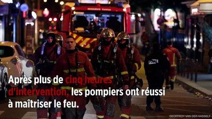 Paris : 10 morts dans l'incendie d'un immeuble du 16e arrondissement