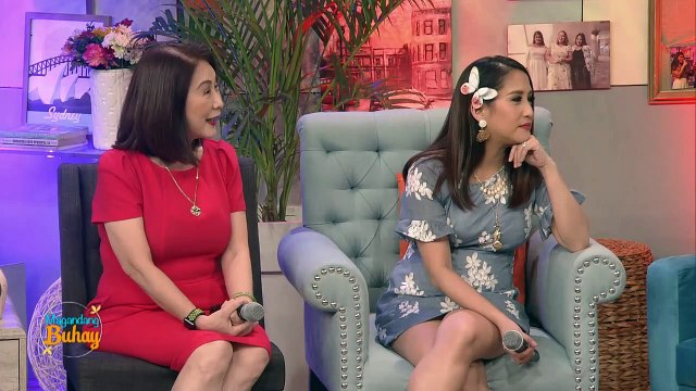Magandang Buhay: Camille shares her learnings she got from her mother