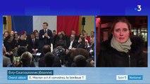 Grand débat national : Macron affirme vouloir aider les petites associations