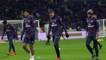 Olympique Lyonnais - Paris Saint-Germain: Inside