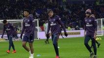 Olympique Lyonnais - Paris Saint-Germain : Inside