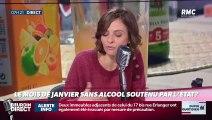 Dupin Quotidien : Le mois de janvier sans alcool soutenu par l'Etat ? - 05/02