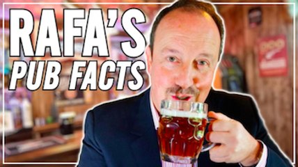 Watch: Rafa's Pub Facts – Higuain's Downfall & Spurs eclipse… Bolton