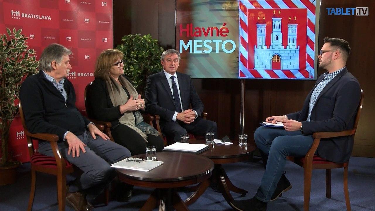 V Bratislavskej Petržalke pribudne nová električka aj oázy zelene