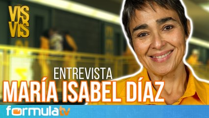 María Isabel Díaz: La cara oculta del final definitivo de 'Vis a vis'