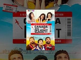 Canada Di Flight  (Full Film)   Full Punjabi Movie   Latest Punjabi Film 2017   Lokdhun Punjabi Film