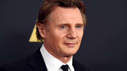 Liam Neeson admits he once wanted to commit a racial crime