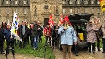 Manifestation Intersyndicale et Gilets jaunes