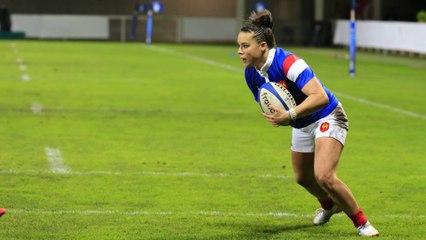 XV de France féminin : Léa Murie pour le haut niveau !