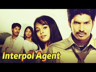 Interpol Agent | Hindi Dubbed Action Movie | Vasanth Sellathurai | Poornitha | Full HD