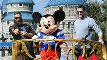 Tom Brady And Julian Edelman Do Disney After 6th Super Bowl Win